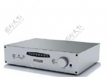 影碟机3d模型电器模型图片11
