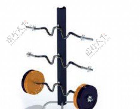文化体育用品3d体育器材模型电器模型30