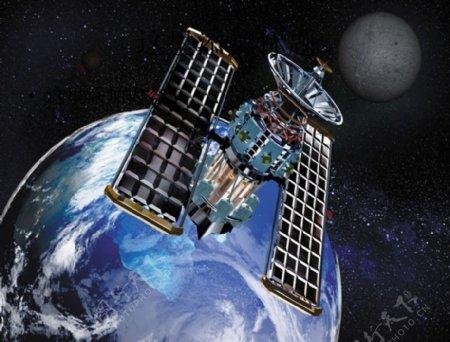 3D卫星17