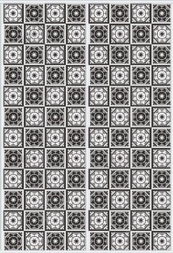 对称图案图片