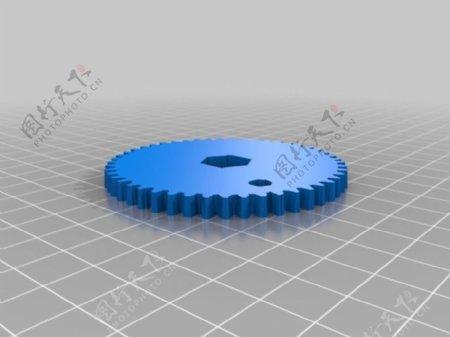 Ultimaker大齿轮更换零件