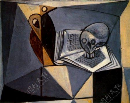 1946T鍧眅demortetlivre西班牙画家巴勃罗毕加索抽象油画人物人体油画装饰画