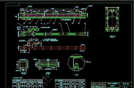 CAD机械设计图纸图片