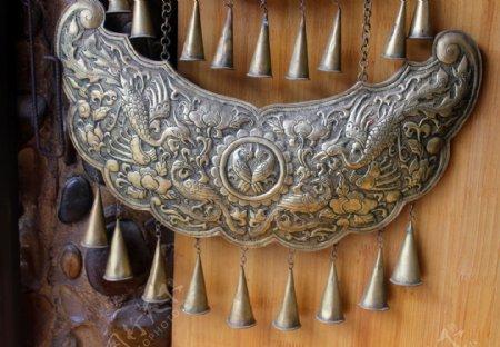 苗族银饰图片