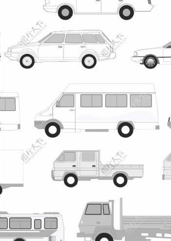 各类汽车图片