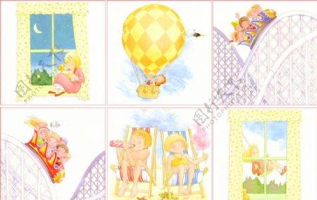 儿童绘本童梦图片