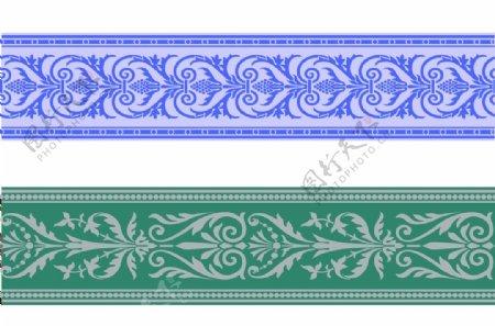 西方古典花纹图片