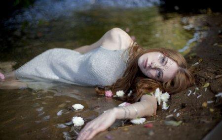 欧洲美女图片