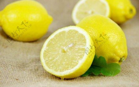 柠檬柠檬棚拍新鲜柠檬棚拍