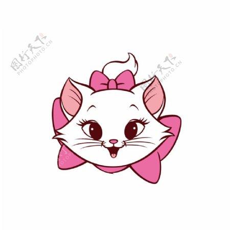 可爱玛丽猫