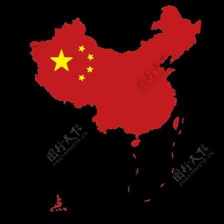中国国土一点都不能少