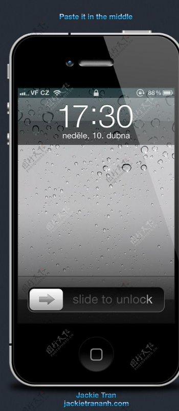 苹果手机iphone4
