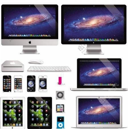 苹果电脑手机ipod