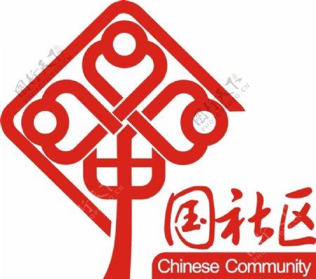 中国社区LOGO商标