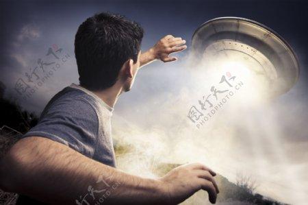 飞碟UFO图片
