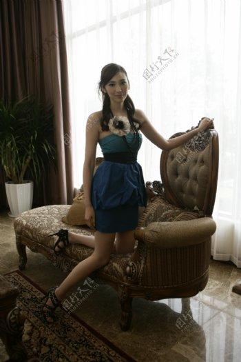 时尚女明星偶像图片