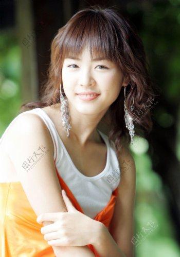 韩国女明星偶像图片