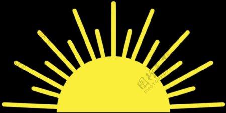 17射线的太阳