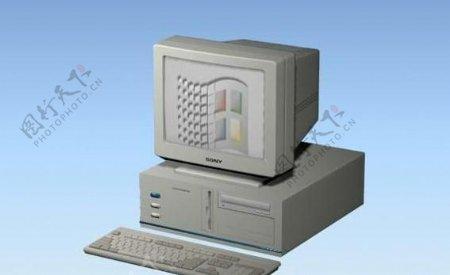 建筑构件之杂项3D模型e019