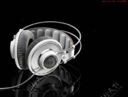 音乐素材耳机素材