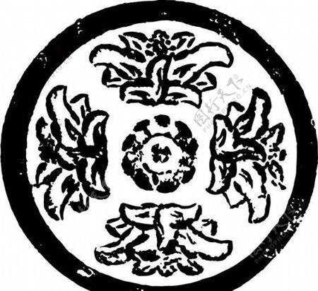 两宋时代版画装饰画矢量AI格式0472