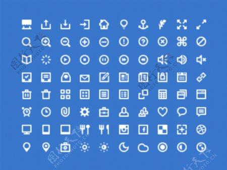 网页Icons图标设计