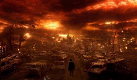 爆炸城市背景