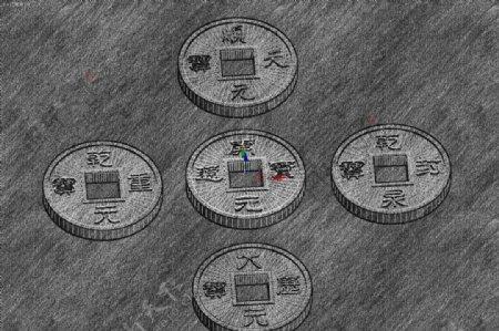 唐朝货币MAX文件