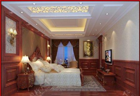 卧室设计室内设计环境设计