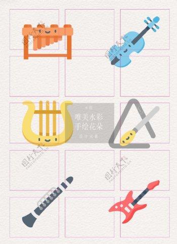 创意6组乐器设计