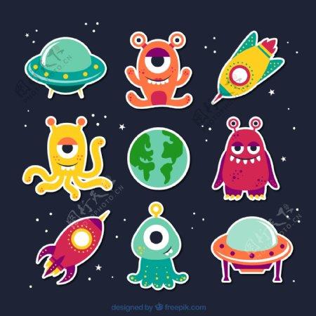 外星人UFO