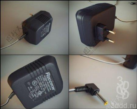 充电器模型