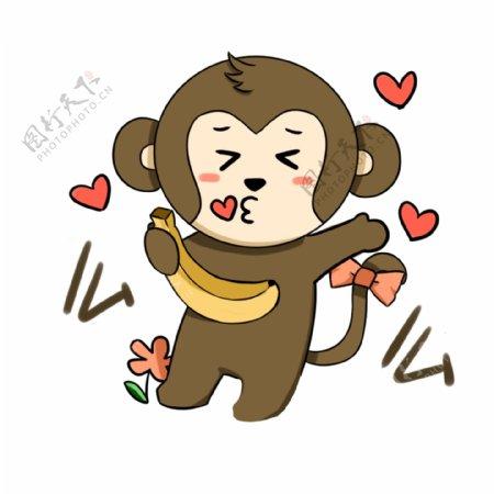 小猴子香香的日常