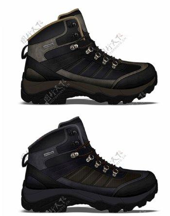 户外鞋登山鞋运动休闲鞋鞋类设计
