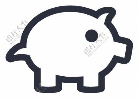 猪宝宝图标