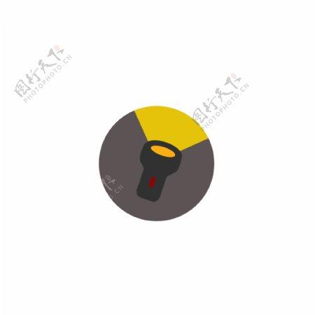 手机手电筒APP图标