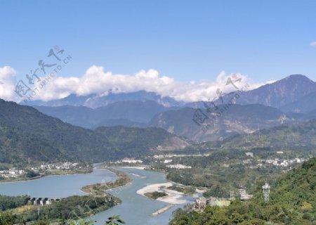 都江堰风景