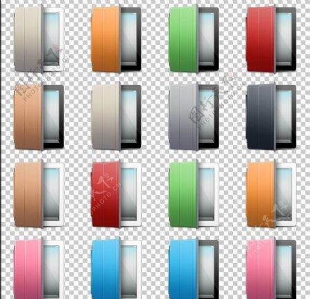 16款ipad图标免费免扣素材