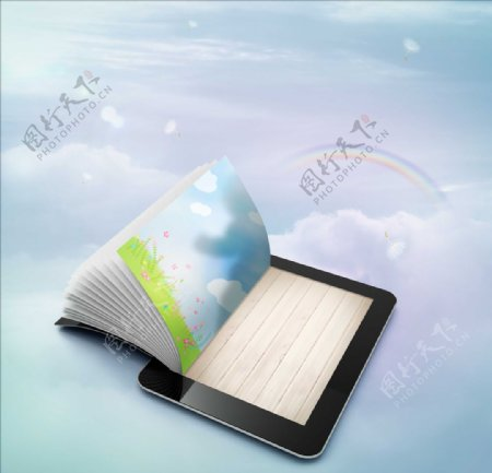 iPad书本