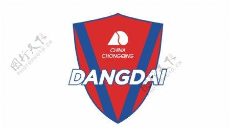 重庆当代力帆足球俱乐部队徽