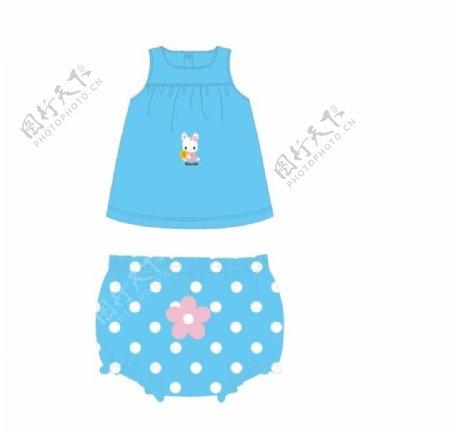 女童宝宝服装