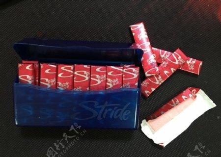 口香糖食品零售包装
