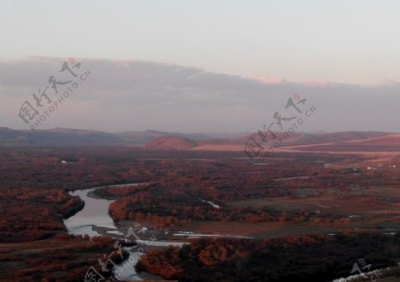 额尔古纳亚洲第一湿地
