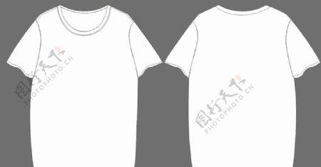 T恤短袖常规版型