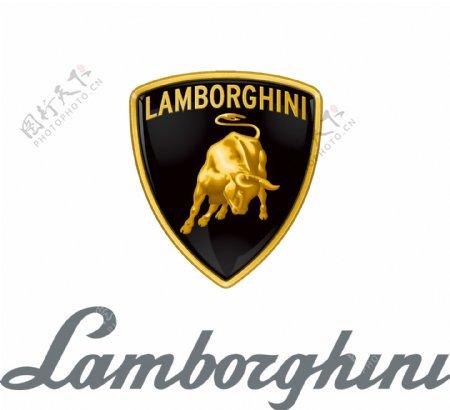 兰博基尼标志LOGO车标
