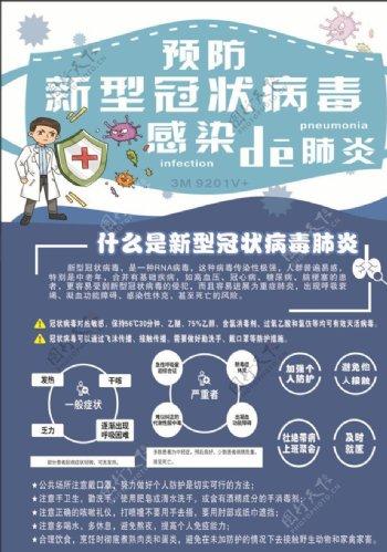 新型冠状肺炎预防小知识