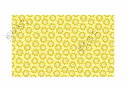 太阳花布纹背景图