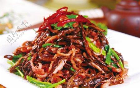 竹笋肥肠图片