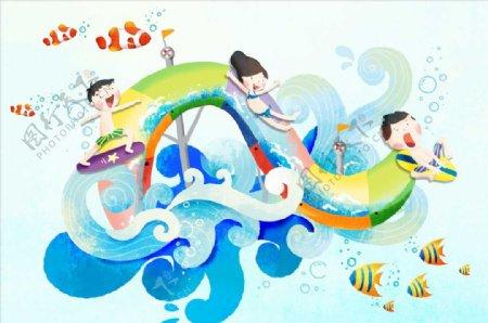 儿童乐园图片