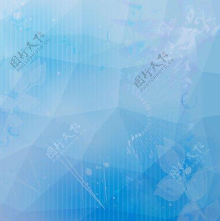 浅蓝色图片